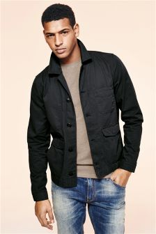 Charcoal Worker Jacket