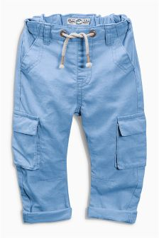 Drop Crotch Trousers (3mths-6yrs)