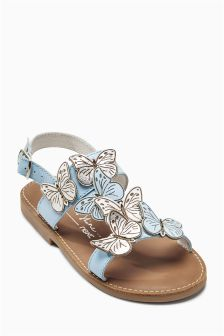 Butterfly Sandals (Older Girls)