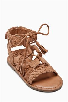 Ghillie Sandals (Younger Girls)
