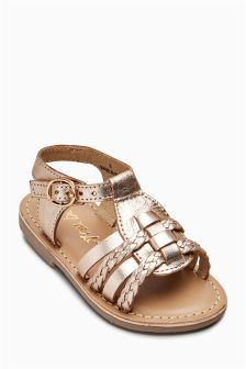 Gladiator Sandals (Younger Girls)