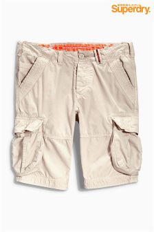 Stone Superdry Lightweight Cargo Short
