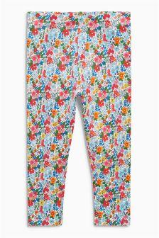 Floral Print Floral Print Leggings (3mths-6yrs)