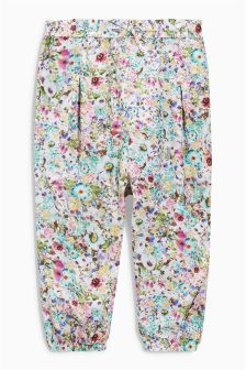 Floral Ditsy Trousers (3mths-6yrs)