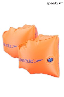 Orange Speedo® Classic Arm Bands