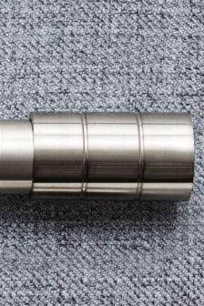 19mm Diameter Barrel Extendable Curtain Pole Kit
