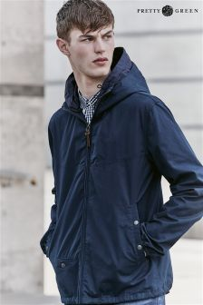 Pretty Green Navy Sevenoaks Festival Jacket