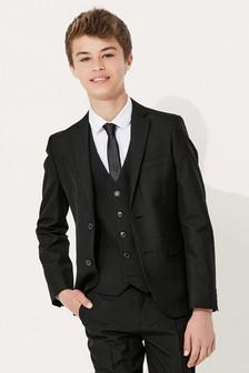 Black Suit Jacket (12mths-16yrs)