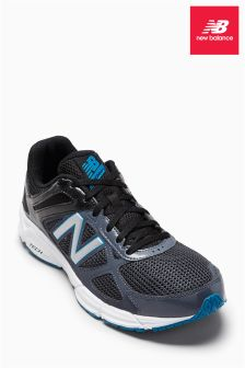 New Balance Run Black/Blue M460 V1
