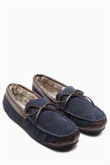 Luxury Lace Moccasin