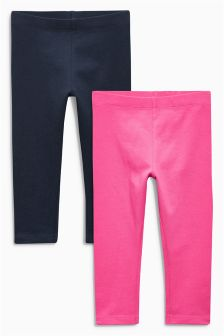 Leggings Two Pack (3mths-6yrs)