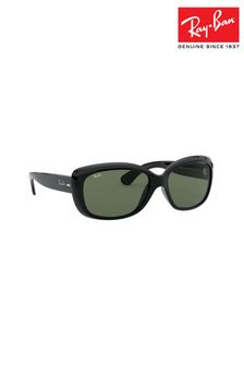 Black Ray-Ban® Jackie Ohh Sunglasses
