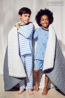 Set Of 2 Silver Glitter Mats