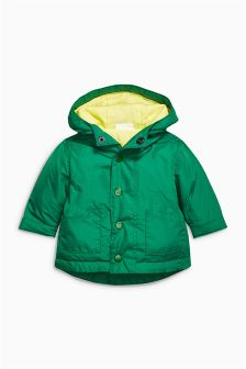 Green Jacket (0mths-2yrs)