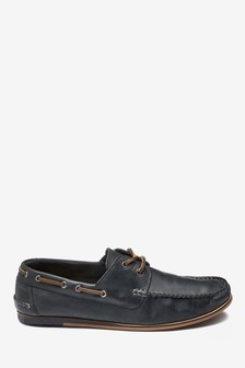 Leather Smart Boat Shoe