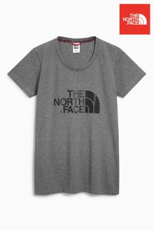 The North Face® Grey Easy Tee