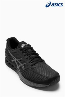Asics Run Black Fuze X