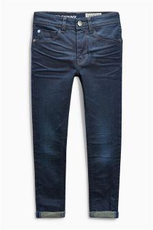 Denim Rinse Super Skinny Jeans (3-16yrs)