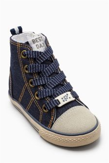 High Tops (Younger Girls)