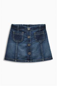 Denim Skirt (3mths-6yrs)
