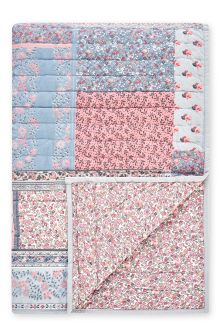 Pioneer Patchwork Throw