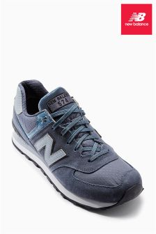 New Balance Grey ML574