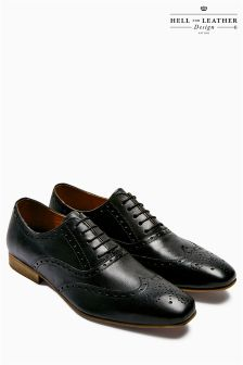 Leather Oxford Brogue