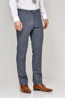 Light Blue Suit: Trousers