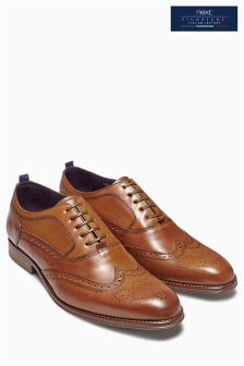 Italia Pointed Brogue