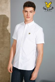 Lyle & Scott Short Sleeve Shirt