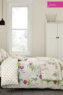 Joules Buckingham Floral Duvet Cover