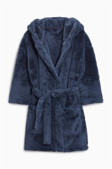 Navy Robe (3-16yrs)