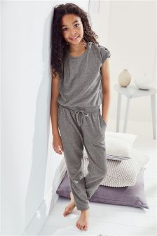 Grey Jersey All-In-One (3-16yrs)