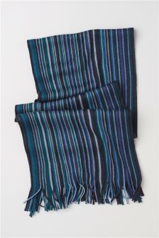 Vertical Stripe Scarf