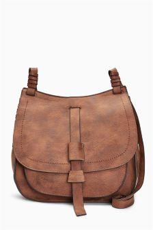 Casual Saddle Bag