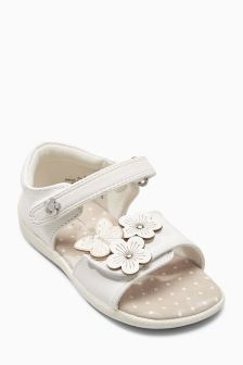 Closed Heel Sandals (Younger Girls)