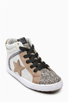 Star Hi Tops (Older Girls)