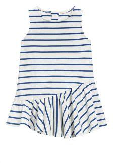 Navy/White Stripe Beach Dress (3mths-6yrs)