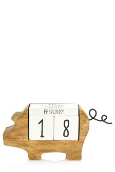Pig Calendar