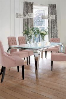 Louis 6 Seater Dining Table