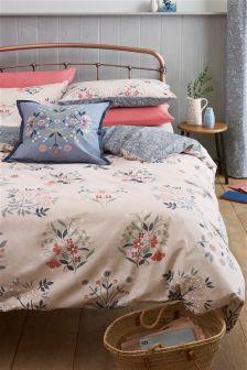 Salisbury Floral Bed Set