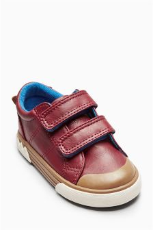 Touch Strap Character Shoes (Younger Boys)