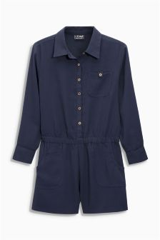 Long Sleeve Playsuit (3-16yrs)