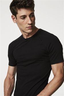 Muscle Fit Raglan T-Shirt