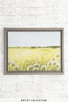 Janet Bell Framed Canvas