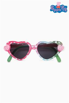 Multi Peppa Pig™ Heart Sunglasses