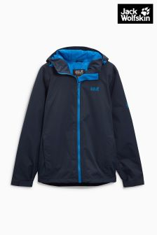 Jack Wolfskin Nigh Blue Chilly Morning Jacket