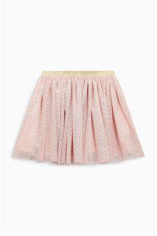 Pink Tutu Skirt (3mths-6yrs)