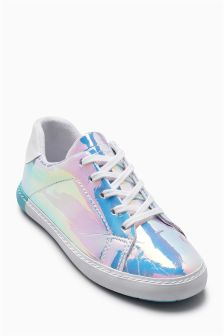 Multi Mermaid Trainers (Older Girls)