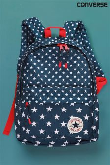 Navy/White Converse Navy/White Star Backpack